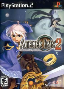 Atelier Iris 2: The Azoth of Destiny  (2006) PS2