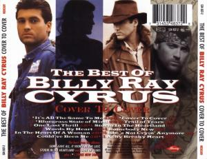 Billy Ray Cyrus - The Best Of-Cover To Cover (1997) MP3