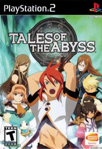 Tales Of The Abyss (2007) PS2