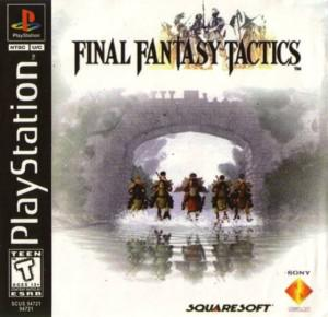 Final Fantasy Tactics (1997) PSP