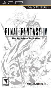 Final Fantasy IV Complete Collection (2011) PSP