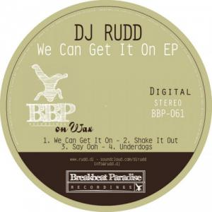 DJ Rudd - We Can Get It On [EP] (2013) FLAC