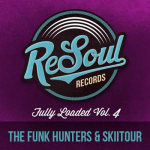The Funk Hunters & Skiitour - Fully Loaded Vol. 4 (2013) FLAC