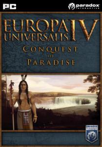 Europa Universalis IV: Conquest of Paradise [FLT] (2014) PC