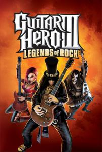 Guitar Hero: III: Legends Of Rock [Репак] (2008) PC