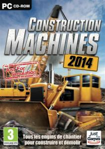 Construction Machines 2014 [TiNYiSO] (2013) PC