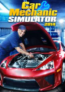 Car Mechanic Simulator 2014 [1.0.7.1] [RePack] от Brick (2014) PC