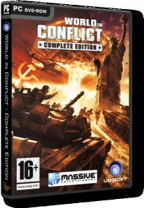 World in Conflict: Complete Edition [Repack] R.G. Games (2009) PC