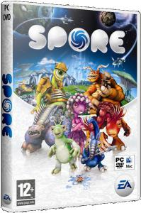 Spore: Complete Edition [RePack] от z10yded (2009) PC